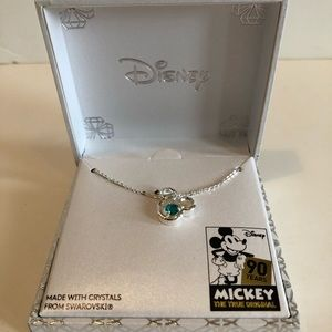 Disney's Mickey Mouse 90th Anniversary Necklace